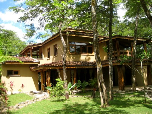 playa grande costa rica rental house with pool